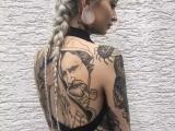 南昌纹身,纹身培训,纹身图库,纹身不是你想纹就能纹