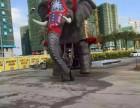 洛阳大型机械大象出租