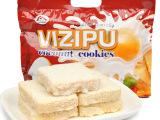 越南特产 原装正品 VIZIPU椰子味面包干230g 早餐零食