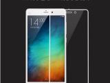 小米NOTE 全屏膜 钢化膜 玻璃膜 全覆盖 手机贴膜黑边白边膜