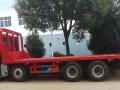 转让 平板运输车厂家直销平板运输车拖车国V全新