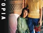 大理乌托邦摄影--旅游婚纱摄影 专属风格婚纱照定制