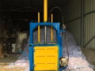 天津出售废纸编织袋立式液压打包机价格