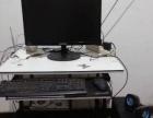 19寸三星宽屏显示器、台式多核主机450元全套