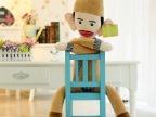 原创创意大号欧阳锋公仔屌丝毛绒玩具苦逼男布娃娃生日礼物送女友