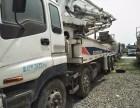 出售一台47米五十铃中联水泥泵车