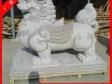 精品石貔貅雕塑 花岗岩貔貅现货 惠安石雕貔貅厂家