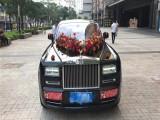中山劳斯莱斯系列超跑出租,车体广告拍摄