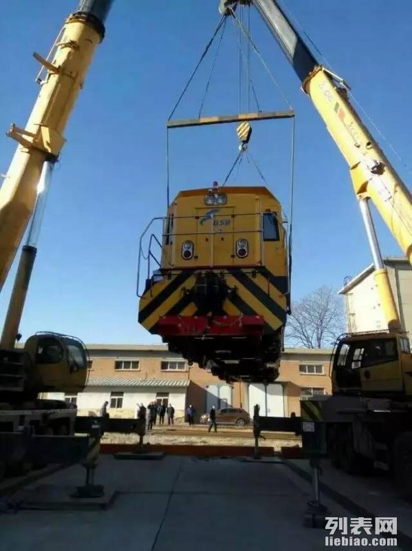 兰州重型设备人工吊装设备安装就位