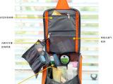 批发便携式旅行防水挂钩洗漱包户外旅行出差收纳化妆包轻便整理包