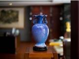 国礼瓷祥和樽 官窑官款的瓷器都是国之瑰宝