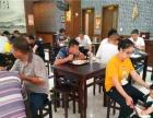 优铺 写字楼旁盈利中快餐店转让 也可空转日均6千+