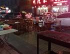 转让 顺德大良东苑市场烤鱼虾蟹城 夜宵大排档烧烤店
