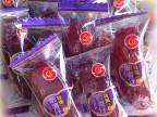 精品热销 金果实蜂蜜紫薯蜜饯系列 各种休闲零食果脯蜜饯果干