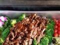 茂名茶歇烧烤自助餐楼盘答谢宴开盘活动巴西烧烤大盆菜