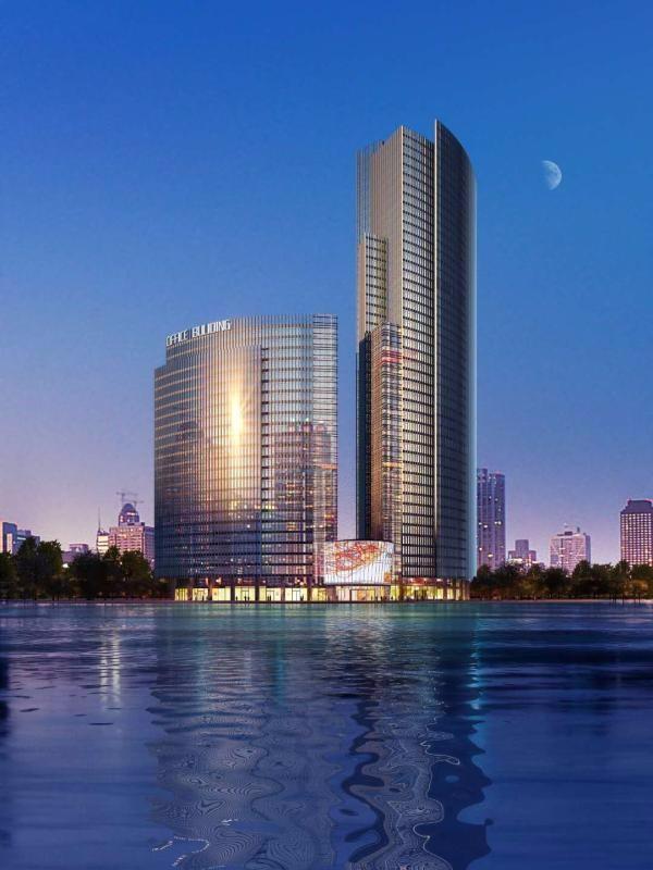 滨海MIG金融大厦(公寓写字楼底商综合型)