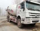 上海 出售国四重汽豪沃 德龙混凝土搅拌车价格