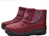 回力雪地靴 冬季防水棉鞋 保暖鞋 女式情侶款2000靴子 短靴