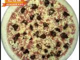 6寸韩式烤肉披萨,成品披萨批发、比萨、pizza成品、匹萨、披萨