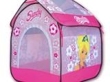 夏季热卖 时尚儿童礼物  可爱粉公主过家家益智帐篷玩具屋 批发