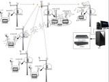 港口码头无线监控传输系统案例 深圳无线监控安装