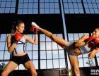 西大对面动航武术成人跆拳道成人散打综合格斗训练基地