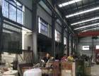 开福区沙坪标准钢结构带行车厂房招租!办公住宿配套全