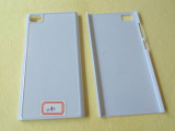 批发手机壳素材小米3手机保护壳 进口pc原型手机保护套 可喷油
