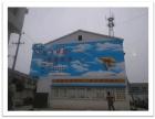 潍坊美丽乡村 东营文化墙 滨州3D墙绘 济南游乐场墙绘 浮雕