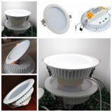 圆形LED筒灯套件 4寸LED筒灯套件 12W筒灯外壳