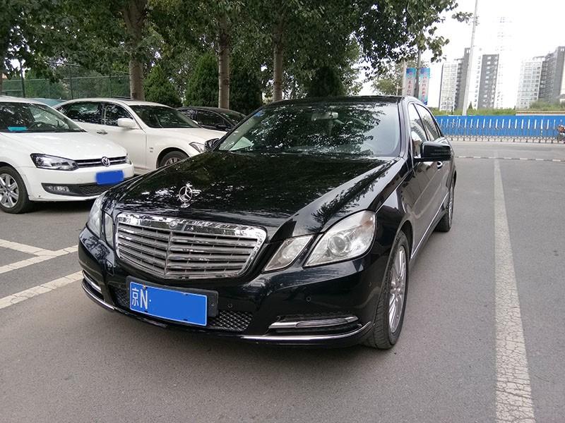 要换车出售2013年,奔驰E260L.1.8t..国五排放