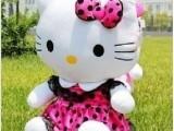 正版新款Hello Kitty毛绒玩具公仔凯蒂猫KT猫抱枕情人节