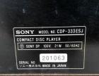 原装日本索尼CDP-333ESJ发烧CD机