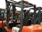 二手前移式站立式电动叉车 1.5吨小松丰田叉车