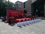 乌鲁木齐出租注水旗,礼宾柱,团结柱,金狮