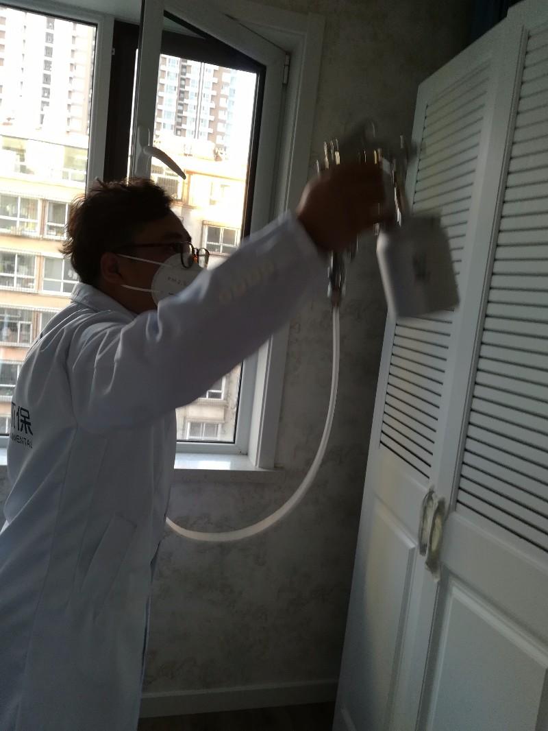 大同市环保局室内检测中心测甲醛,甲醛检测