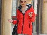 2014欧洲站羽绒服 女装羽绒服 新款女装冬装 品牌绒服女 中长