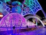 池州灯光秀设计策划专业制作灯光秀表演