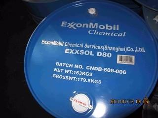 供应埃克森美孚脱芳烃溶剂油Exxsol D30