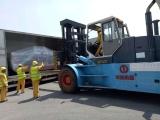 合肥明通起重吊装 工厂搬迁 大型精密设备包装 无尘室设备搬入