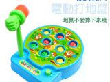 3C 认证 升级版儿童玩具 电动打地鼠 音乐玩具 电动玩具批发0