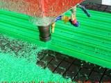 宁津高分子量聚乙烯板优质MC尼龙板绿色链条导轨