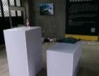 木制烤漆立体展示墩架