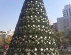 郑州户外大型框架圣诞树厂家红日圣诞