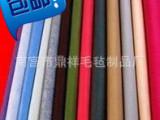 河北南宫毛毡厂家现货供应彩色化纤毛毡 防寒毛毡 阻燃毛毡可定制