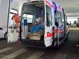 潮汕广州深圳转运香港病人救护车出租香港出入境救护车出租