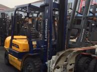 供应优质二手1.5-3吨平夹叉车 二手圆夹叉车特价处理中
