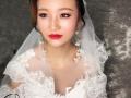 学化妆 化妆学校 笑笑化妆培训 新娘跟妆