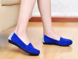 厂家直销老北京布鞋精品女聚氢酯时尚女单鞋 批发