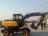 小型轮式挖掘机多少钱 国产轮式挖掘机哪里卖 轮式挖掘机价格表